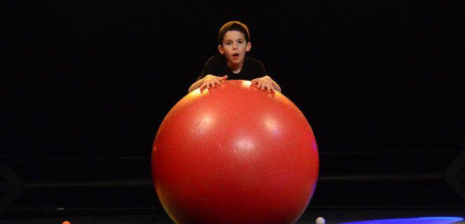 Vacances de Février : Stage de Cirque