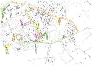 plan bourg denomination rue