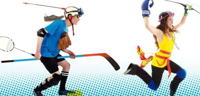 Chèque-Sport 2016 / 2017: pour bouger sans se ruiner!