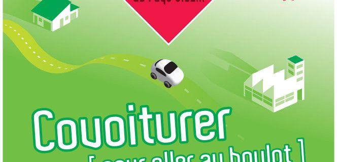 Covoiturage : challenge inter-salariés du Pays Glazik