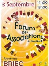 Forum des associations du Pays Glazik