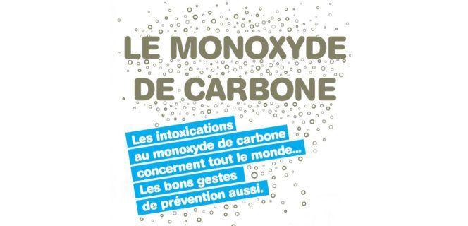 Monoxyde de carbone : prévention des intoxications