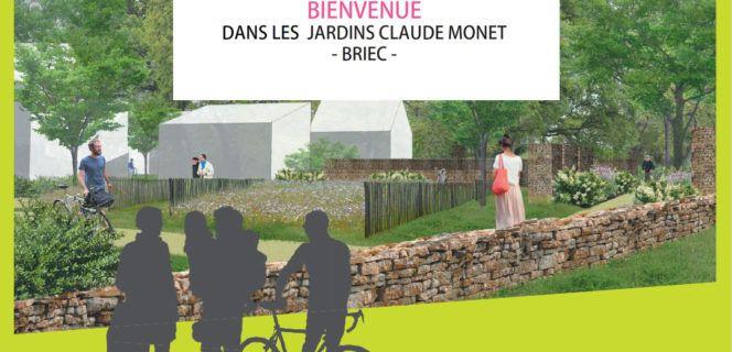 Lotissement les Jardins Claude Monet : Mise en vente des lots
