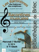 Racontines musicales