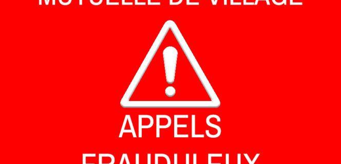 APPELS FRAUDLEUX